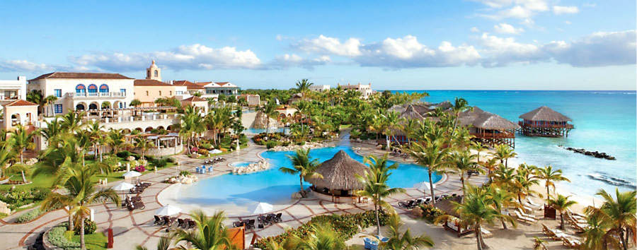Repubblica Dominicana: mare al Sanctuary Cap Cana - Dominican Republic Sanctuary Cap Cana Exterior View