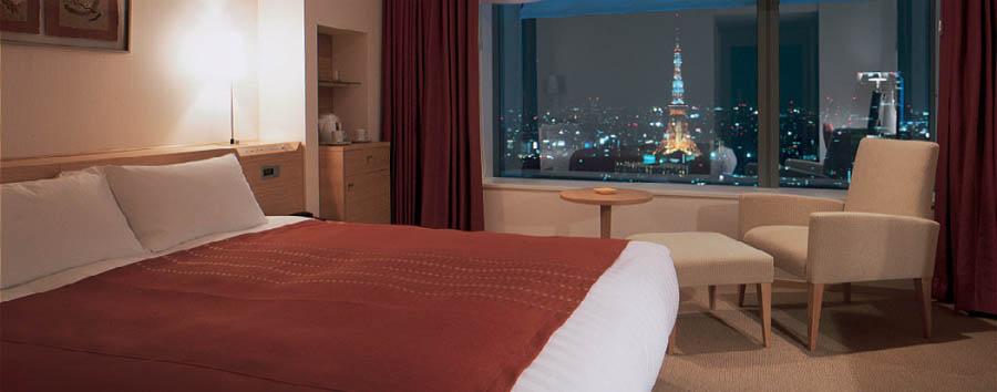 Park Hotel Tokyo - City Queen Room