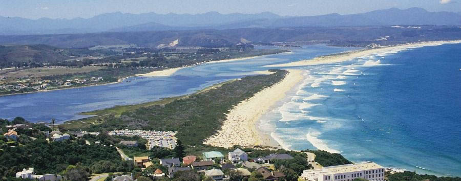 Sail & Drive South Africa - South Africa View of Plettenberg Bay