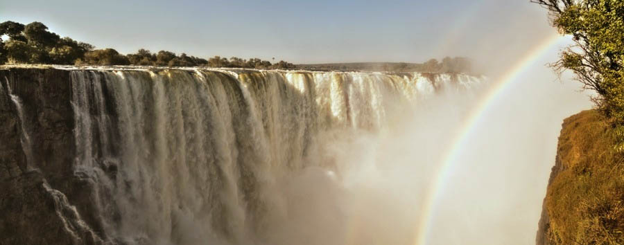 Zimbabwe - The Amazing Victoria Falls