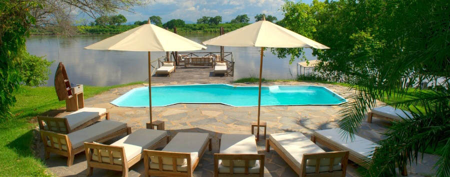 Kanyemba Lodge - The Pool
