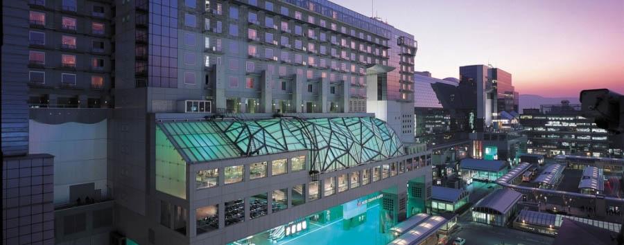 Hotel Granvia Kyoto - Exterior view