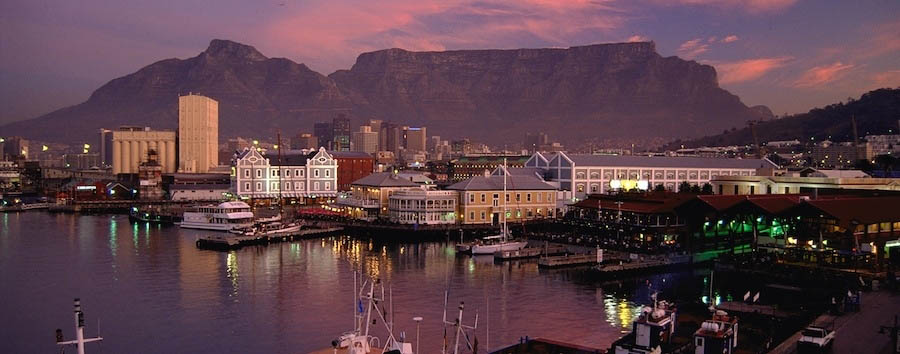 Cape Town à la carte - South Africa Strolling down the Waterfront, Cape Town