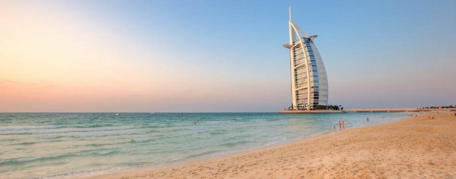 Wonders of Arabia - Dubai Burj Al Arab