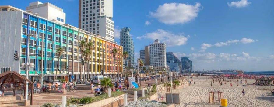 Gay Pride a Tel Aviv - Tel Aviv Beach
