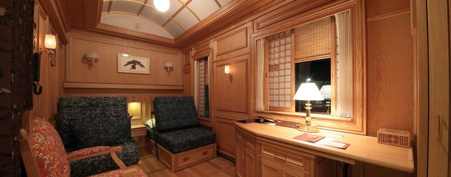 Cruise Train Seven Stars in Kyushu (4 giorni) - Cruise Train Seven Stars Suite