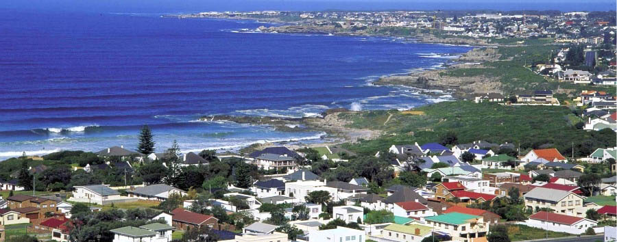 South Africa De Charme - South Africa Hermanus, Aerial View