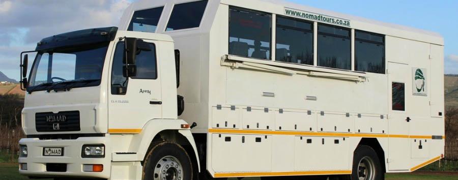 Spirito Africano - Africa Truck Exterior