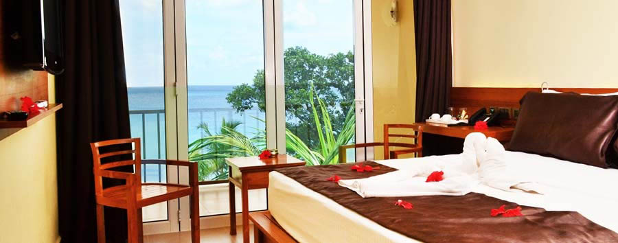 Coral Strand Smart Choice Hotel - Standard Ocean View Room