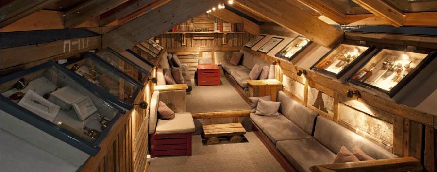 Basecamp Trapper's Hotel - Cognac loft