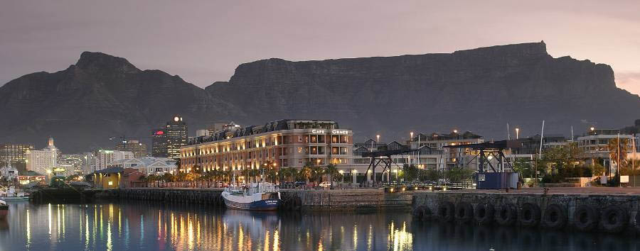 Luxury Cape Town & Kalahari - South Africa Cape Grace & Table Mountain
