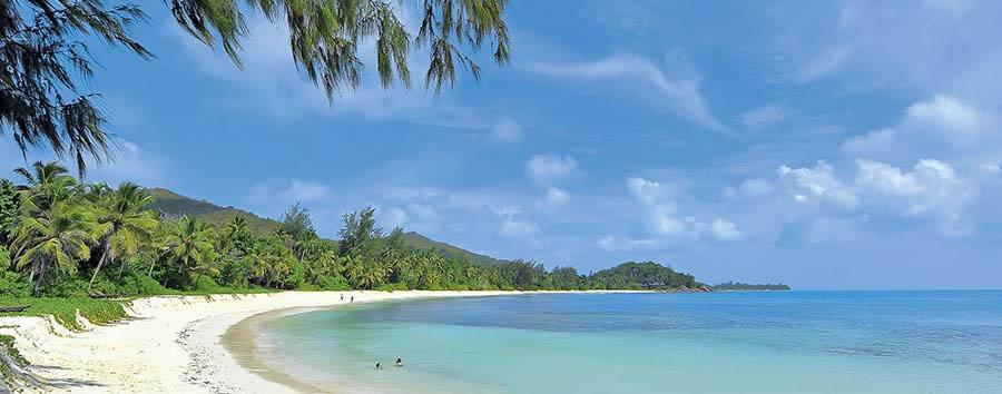 Constance Lemuria Resort - Beach View