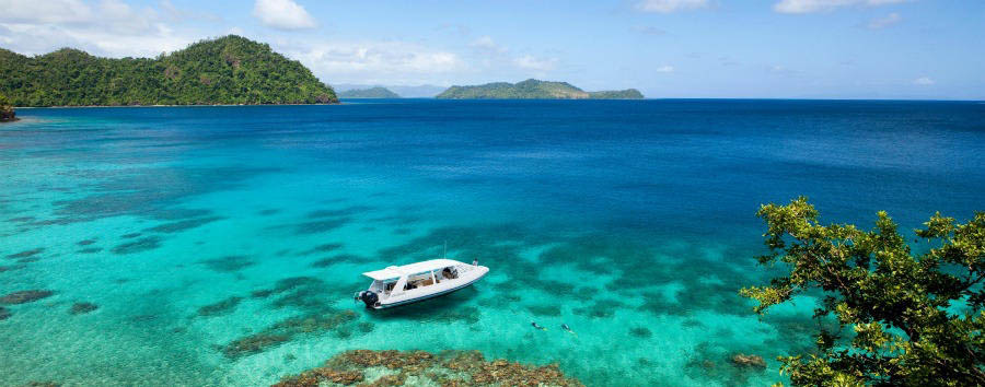 Fiji, mare a Laucala Island - Fiji Laucala Island Resort, Snorkeling