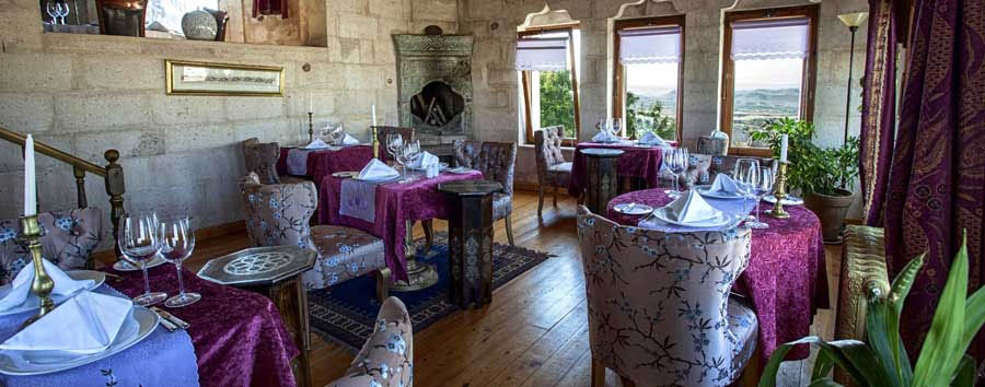 Cappadocia, fascino immutato - Turkey, Cappadocia Museum Hotel - Lil'a Restaurant