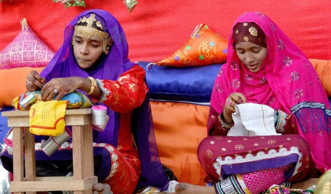 Local Women - Oman