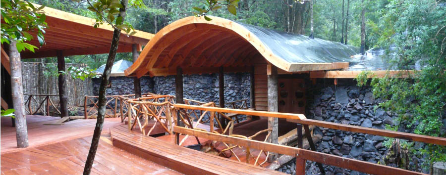Nawelpi Lodge - Chalet exterior