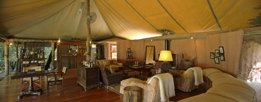 Bateleur+Camp+-+Tented+Suite+Interior