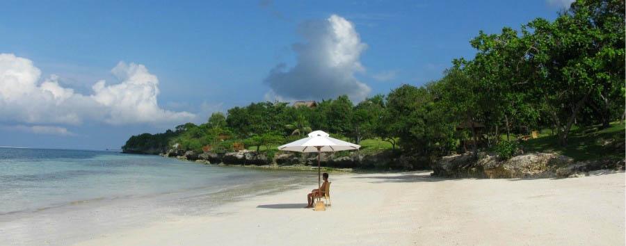 Eskaya Experience - Philippines Eskaya Beach Resort & Spa, Relaxing on The Beach