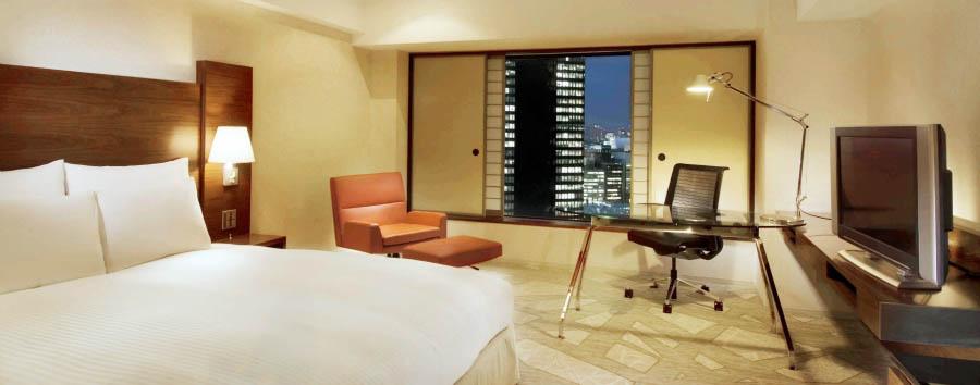 Hilton Tokyo Hotel - Deluxe Room