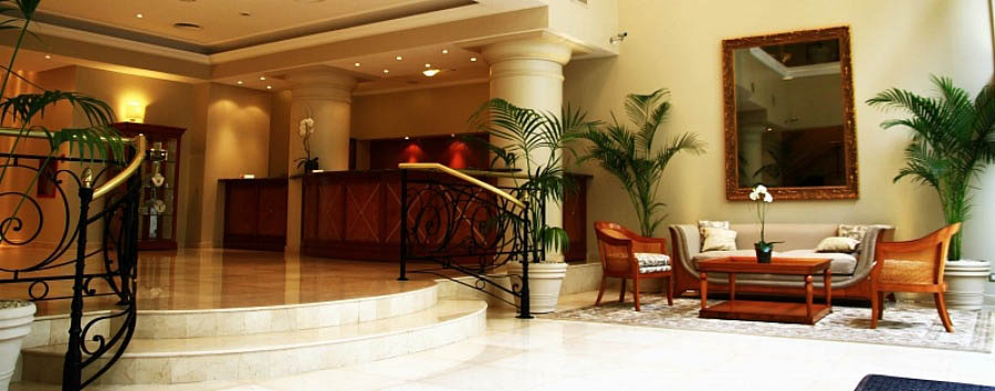Intersur Recoleta - Hotel Lobby