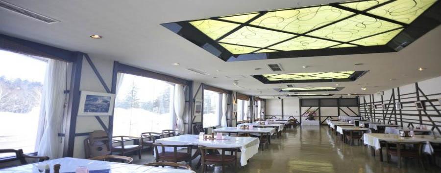 Grand Hotel Daisetsu - Restaurant