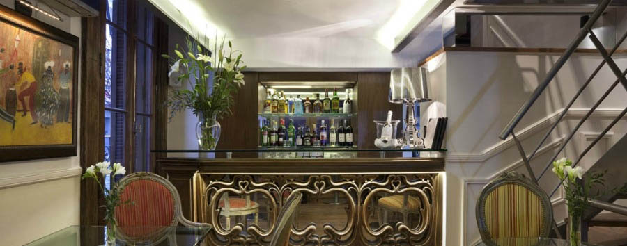 San Telmo Luxury Suites - Enrico's Café