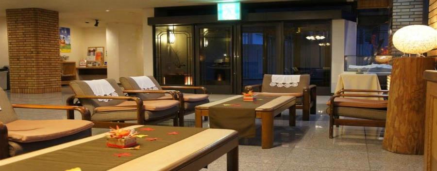 Grand Hotel Daisetsu - Lobby