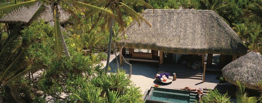 La Stella del Sud - French Polynesia The Brando - One Bedroom Villa Exterior © TimMcKenna