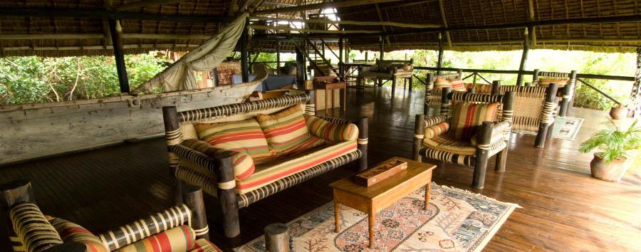 Lazy Lagoon Island Lodge - Lounge