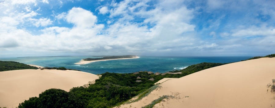 Machangulo+Beach+Lodge+-+View+of+Inhaca+Island