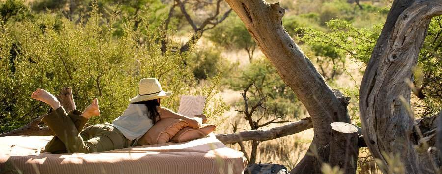 Luxury Cape Town & Kalahari - South Africa Relaxing Time at Tswalu Kalahari