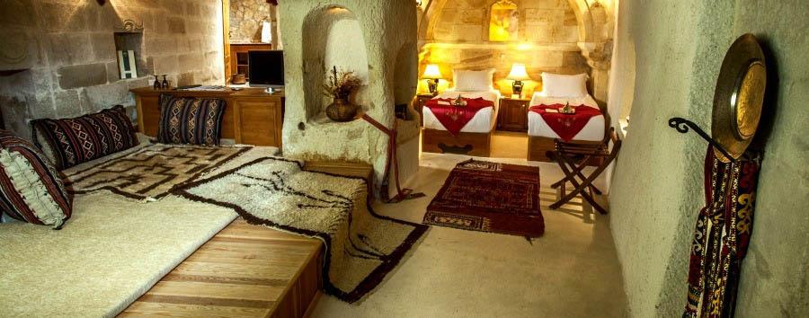 Museum Hotel - Direkli Deluxe Cave