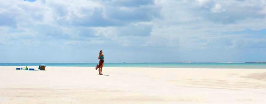 Villa Santorini: Jewel of Vilankulos - Mozambique Beach Picnic Excursion on Magaruque Island