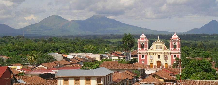 Highlights of Nicaragua - Nicaragua View of León