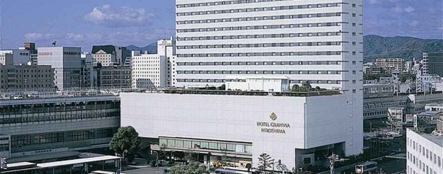 Hotel Granvia Hiroshima - Hotel view