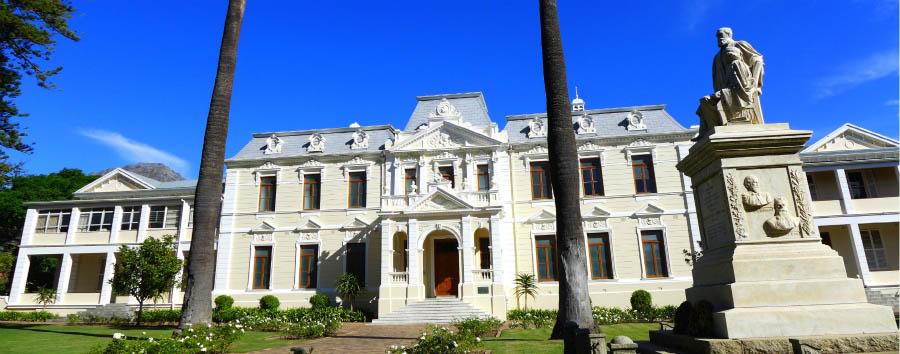 Cape Town & Garden Route - South Africa Stellenbosch, Faculty of Theology