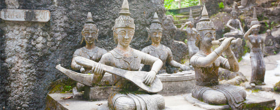 Koh Samui à la carte - Koh Samui Tanim magic Buddha garden © Tepikina Nastya/Shutterstock