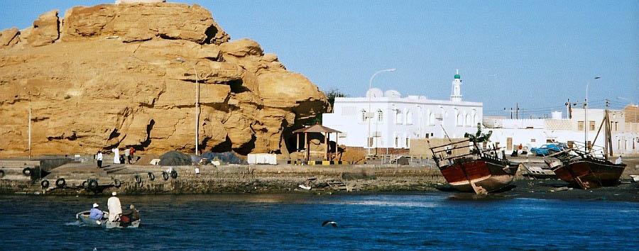 L'essenza dell'Oman - Oman View of Sur