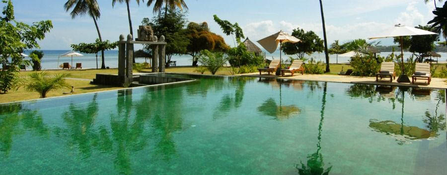 Tugu+Hotel+Lombok+-+Swimming+Pool