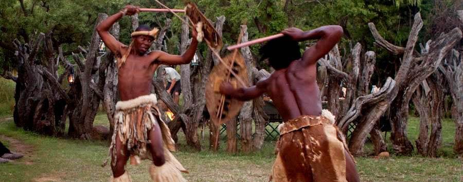 Isibindi Zulu Lodge - Zulu dance