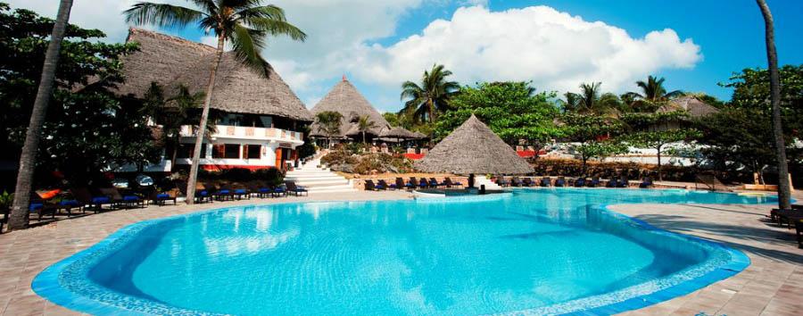 Karafuu Hotel  Beach Resort - Pool area