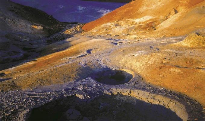 The Namaskard Area - Courtesy of Iceland Travel - Iceland
