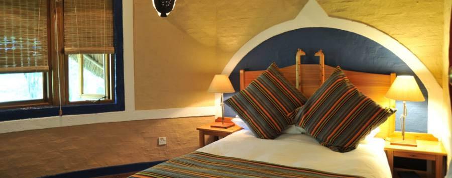 Lokuthula Lodge - Bedroom