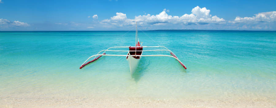 Filippine: Isole Twinning - Twinning Islands Cebu Beach