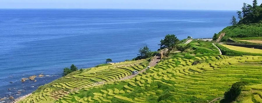 Japan - Noto Peninsula landscape