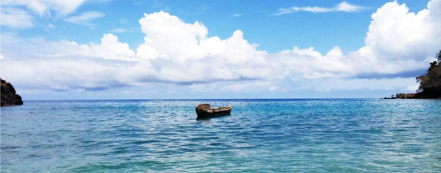 The Turquoise Paradise - São Tomé The Turquoise Sea of São Tomé