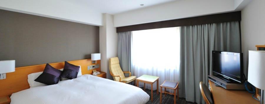 Hotel Granvia Hiroshima - Standard double room
