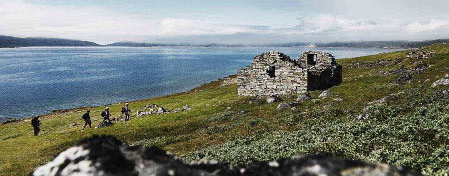 Greenland - Hvalsey Viking Church Ruins © David Trood/VisitGreenland A/S