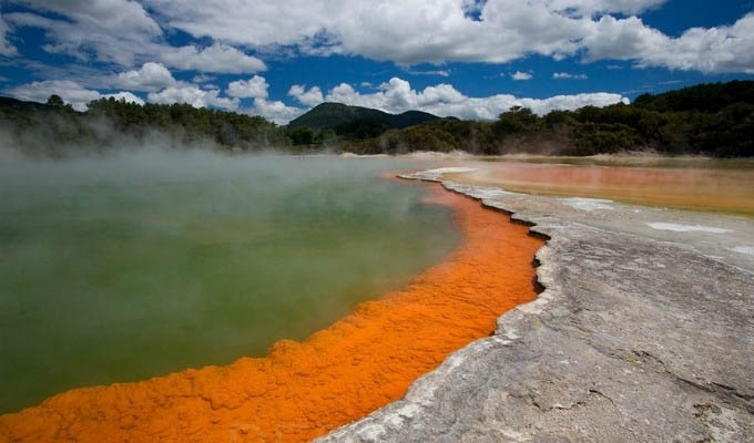 Rotorua, Champagne Thermal Pool - New Zealand