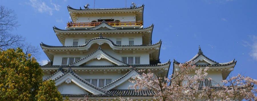 Miyajima e Hiroshima - Japan Fukuyama Castle